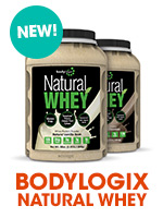 BodyLogix Natural Isolate Whey Protein