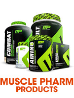 Muscle Pharm Sports Nutrition supplements