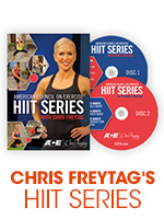 ACE HIIT Series DVD with Chris Freytag
