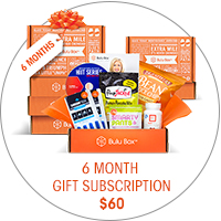 Bulu Box 3 Month Gift Subscription makes a great holiday gift